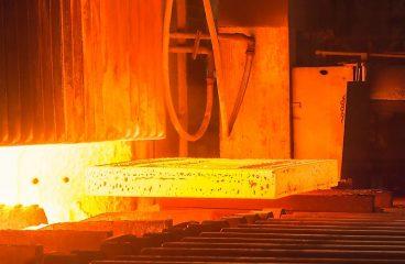 futuros do aço china